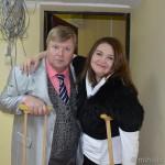 Новогодний концерт для жителей р-на Перово (10 января 2014)