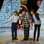 """Съёмки """"Смех с доставкой на дом"""" (19 марта 2011)"""