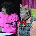 Постоянные участники передачи «Кривое зеркало» (2 ноября 2014)